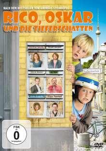 Rico, Oskar und die Tieferschatten, DVD