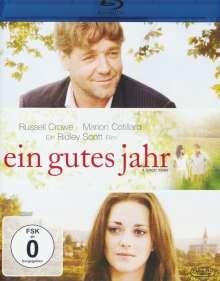 Ein gutes Jahr (Blu-ray), Blu-ray Disc