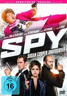Spy - Susan Cooper Undercover, DVD