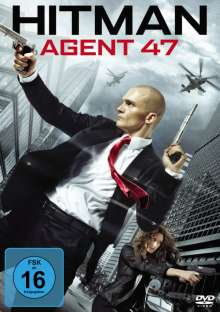 Hitman: Agent 47, DVD