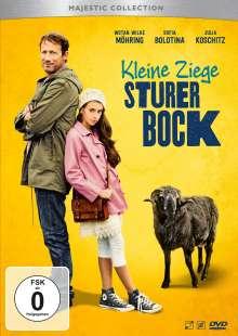 Kleine Ziege, sturer Bock, DVD