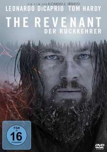 The Revenant - Der Rückkehrer, DVD