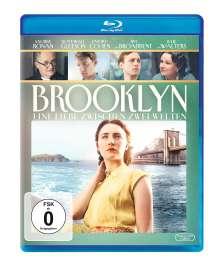 Brooklyn - Eine Liebe zwischen zwei Welten (Blu-ray), Blu-ray Disc
