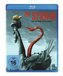 The Strain Staffel 3 (Blu-ray), 3 Blu-ray Discs