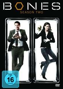 Bones - Die Knochenjägerin Staffel 2, 6 DVDs