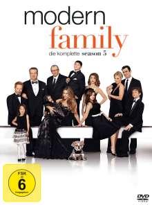 Modern Family Staffel 5, 3 DVDs