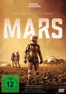 MARS Staffel 1, 3 DVDs