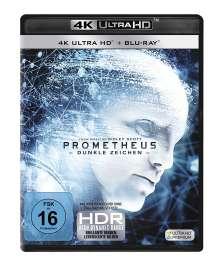 Prometheus - Dunkle Zeichen (Ultra HD Blu-ray & Blu-ray), 1 Ultra HD Blu-ray und 1 Blu-ray Disc