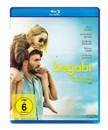 Begabt - Die Gleichung eines Lebens (Blu-ray), Blu-ray Disc