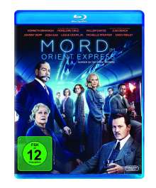 Mord im Orient Express (2017) (Blu-ray), Blu-ray Disc