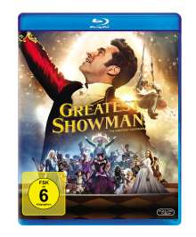 The Greatest Showman (Blu-ray), Blu-ray Disc