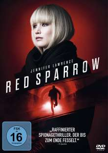 Red Sparrow, DVD