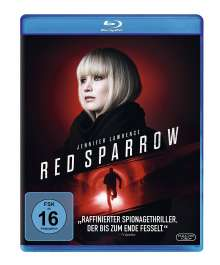 Red Sparrow (Blu-ray), Blu-ray Disc