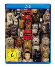 Isle of Dogs - Ataris Reise (Blu-ray), Blu-ray Disc