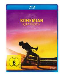 Bohemian Rhapsody (Blu-ray), Blu-ray Disc