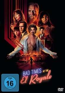 Bad Times at the El Royale, DVD