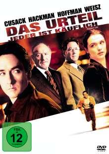 Das Urteil (2003), DVD