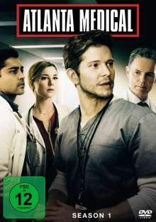 Atlanta Medical Staffel 1, 4 DVDs