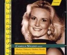 Camilla Nylund singt Lieder, CD
