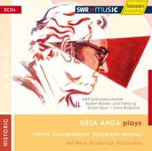 Geza Anda spielt Klavierkonzerte, 2 CDs