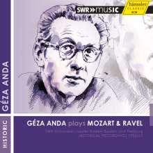 Geza Anda plays Mozart & Ravel, CD