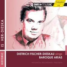Dietrich Fischer-Dieskau singt Barockarien, CD