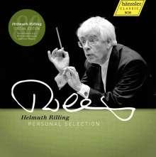 Helmuth Rilling dirigiert bekannte Werke & Raritäten, 10 CDs