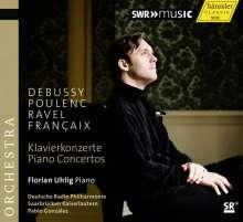 Florian Uhlig - Klavierkonzerte, CD
