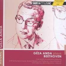 Geza Anda plays Beethoven, CD