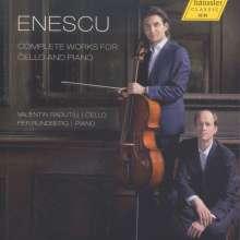 George Enescu (1881-1955): Sämtliche Werke für Cello & Klavier, 2 CDs