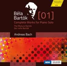 Bela Bartok (1881-1945): Das Klavierwerk Vol. 1, 3 CDs