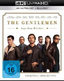 The Gentlemen (Ultra HD Blu-ray & Blu-ray), 1 Ultra HD Blu-ray und 1 Blu-ray Disc