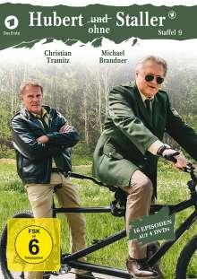 Hubert ohne Staller Staffel 9, 4 DVDs