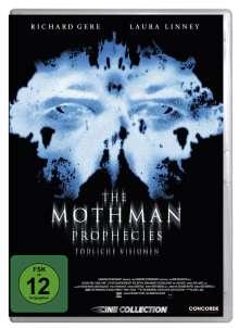 Die Mothman-Prophezeiungen, DVD