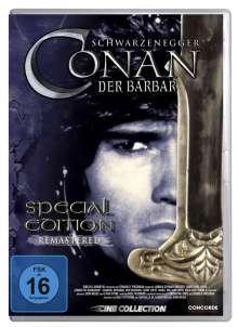 Conan der Barbar (Special Edition), DVD