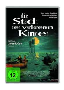 Die Stadt der verlorenen Kinder, DVD