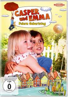 Casper und Emma: Feiern Geburtstag, DVD