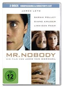 Mr. Nobody, DVD
