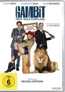 Gambit (2012), DVD
