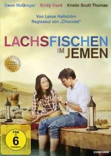 Lachsfischen im Jemen, DVD