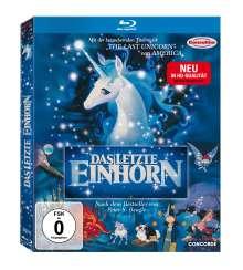 Das letzte Einhorn (Blu-ray), Blu-ray Disc