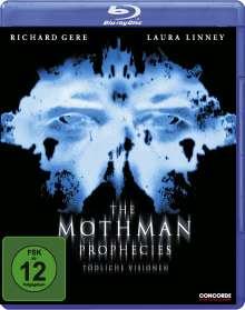 Die Mothman-Prophezeiungen (Blu-ray), Blu-ray Disc