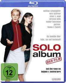 Soloalbum (Blu-ray), Blu-ray Disc