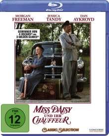 Miss Daisy und ihr Chauffeur (Blu-ray), Blu-ray Disc