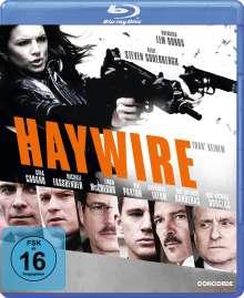 Haywire (Blu-ray), Blu-ray Disc