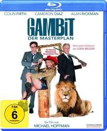 Gambit (2012) (Blu-ray), Blu-ray Disc