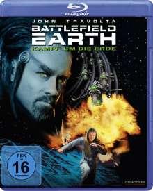 Battlefield Earth (Blu-ray), Blu-ray Disc