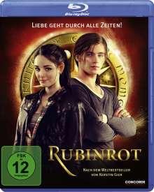 Rubinrot (Blu-ray), Blu-ray Disc