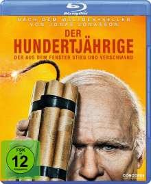 Der Hundertjährige, der aus dem Fenster stieg und verschwand (Blu-ray), Blu-ray Disc