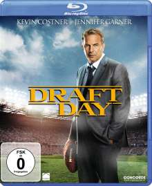 Draft Day (Blu-ray), Blu-ray Disc